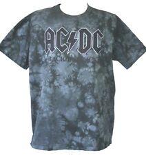 AC/DC - Back In Black - Official TIE DYE T-Shirt (XL) NEW! OG US Import 22B