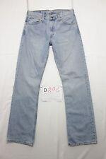 Levi's 507 bootcut boyfriend jeans usato (Cod.D890) Tg.44 W30 L34