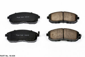Disc Brake Pad Set fits 2007-2008 Suzuki SX4  POWER STOP