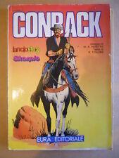 CONRACK Vol.1 Raccolta completa inserti Lanciostory Skorpio Anni 80 [G253A]