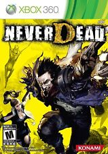 NEVERDEAD ( JEUX XBOX 360 ) NO MANUAL