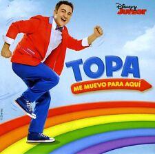 Topa, Topaz - Me Muevo Para Aqui [New CD] Argentina - Import