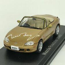 Mini Car Mazda Roadster 2001 1/43 Scale Box Display Diecast Vol 104