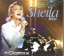 Sheila - Sheila Live A L'Olympia 98 - 2 CD - CDA - 1998 - Chanson Française