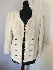Zara Tweed Blazer Plus Size Coats & Jackets for Women