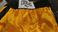 Riddick Bowe Signed Everlast Boxing Trunks Shorts COA