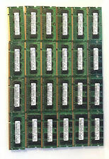 Lot of 24 Samsung 24x 1GB DDR2 PC2-5300 RAM Laptop Memory for Lenovo Dell HP