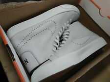 Nike Blazer Mid Studio uk9 us10 eur44 FULL Premium in pelle bianco sporco LOTTO JORDAN