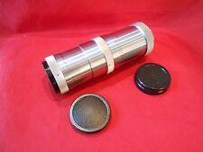 Objektiv Lens Triotar 4 /13,5 cm T Carl Zeiss Zustand gut M42 Messing verchromt