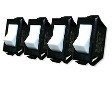 CESSNA ROCKER SWITCH (4-PACK) | REPLACES S2160-1, S1824-1, S2061-1 | NEW