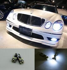 Fit Mercedes Benz W211 LED Parking City Light E320 E500 No Error