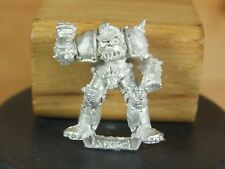Classic Metal WARHAMMER BLOODBOWL Orc Cyborg Greaser geargrinder non peinte (2182