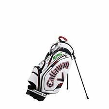 Callaway Golf Men's Stand Caddy Bag TOUR 9 x 47 in 4kg White Navy Red 5121038