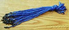 Huge Lot of 50 Dozen Nylon Eyeglass Sport Cords Royal Blue 600 Pcs Closeout Deal
