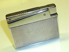 KW (KARL WIEDEN) CLASSIC NOVO GAS LIGHTER WITH 935 SILVER CASE - 1960 - GERMANY