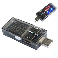 1x USB Charger Doctor Voltage Current Meter Mobile Battery Tester Power Detector