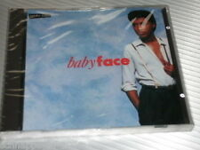 BABYFACE TENDER LOVER CD ORIGINAL 1989 NEU & OVP SUNSHINE IT´S NO CRIME WHIP APP