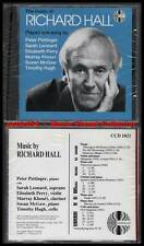 "RICHARD HALL ""The Music Of"" (CD) 1990 NEUF"
