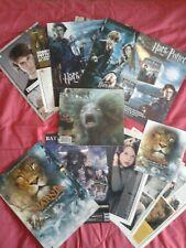 Harry Potter, Crónicas de Narnia, Cinefex 105 (WB Disney J K Rowling C.S. Lewis)