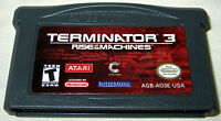 Terminator 3: Rise of the Machines Nintendo Game Boy Advance 2003 Tested GBA NES