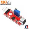 KY-037 Module capteur-détecteur de son-audio (sortie TOR-ANA)   Arduino Arm Pic