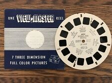 View Master Reel SCENES AND PEOPLE OF SIAM Sawyers 4824