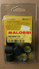 Vespa GTS GTV 250 200 9grm Malossi Made Transmission Rollers Scorpion Exhaust