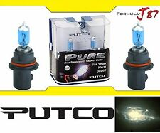 Putco 3800K Iron White 9004 HB1 239004SW 65/45W Headlight Bulb Dual Beam Replace