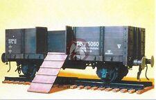 Tank Workshop 1/35 Schwerer Feldbahnwagen German Heavy Cargo Railcar WWII 353098