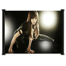 "SNSD Girl's Generation Kpop Fabric Wall Scroll Poster (25""x16"") Inches"