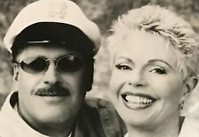CAPTAIN AND TENNILLE AUTOGRAPHED PORTRAIT PHOTOGRAPH TONI TENNILLE DARYL DRAGON