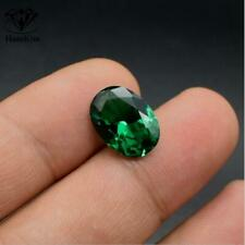 Natural Mined Green Loose Gemstone Emerald Colombia Faceted Cut AAAAAAA+