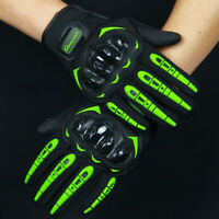 Touchscreen Motorcycle Full Finger Gloves Moto Cycling Riding Motorbike Gloves
