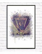 Rod Stewart - Every Picture Tells A Story - Splatter Art Print