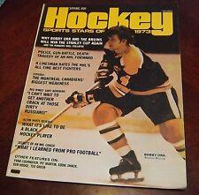 Bobby Orr Hockey Sports Stars of 1973