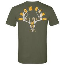 Browning Big Game Skull T-Shirt - Medium