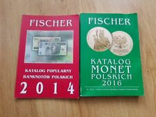 FISCHER - POLISH COINS AND BANKNOTE CATALOG - 2014/2016