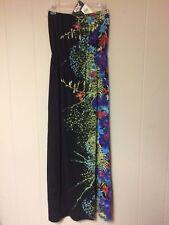 Planet Gold Summer/Beach Strapless Maxi Dress M, L, XL