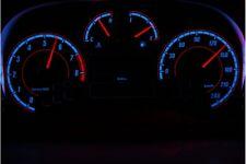 Fiat Punto 2 design 1 glow gauge plasma dials tachoscheibe glow shift indicators