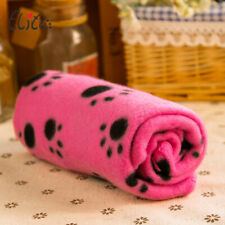 Comfortable Pet Pink Blanket For Cat Dog Cushion Mat Bed Warm Soft 70x60cm Us