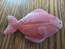 Vintage Shakespeare practice casting weight