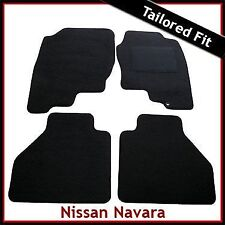Nissan Navara Tailored Fitted Carpet Car Mats (2005 2006 2007 2008 2009)