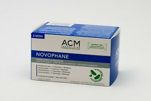 ACM NOVOPHANE for Strong Hair and Nails Reinforced Formula 60 or 180 capsules
