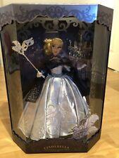 Cinderella Disney Designer Collection Midnight Masquerade Series Doll LtdEdition