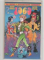 The League of Extraordinary Gentlemen Volume III Century 1969 Alan Moore TPB 9.4
