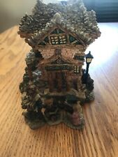 The Public Libeary (Library) - Boyds Bears Resin Town Village - Style #19006