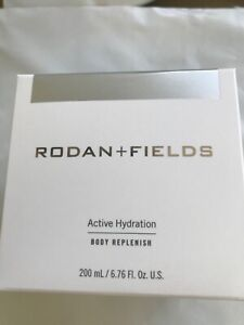 Rodan and Fields active hydration body replenish