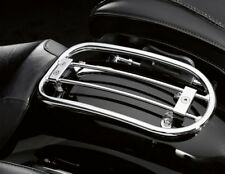 Yamaha XVS 650 Drag Star Classic CHROME SOLO LUGGAGE RACK / CARRIER (662-0142)