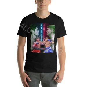 Ryan Garcia vs Luke Campbell 4LUVofBOXING T-shirt New WH or BK Boxing tees