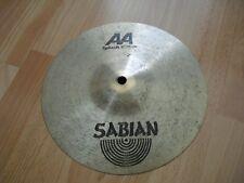 "10"" Sabian AA Splash Cymbal 265g"